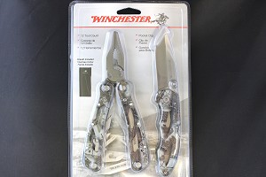 Winchester Camo Knife and TL set