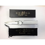 Bodyguard Silver Serrated
