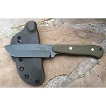 Shadow Tech/ Gear2Survive Collaboration: Green Textured, Green Blade, Od Green Sheath