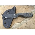 Talon G, Black Plain, Black Micarta