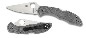 Delica4 Lightweight Gray FRN Flat Ground PlainEdge.. MAP $84.00