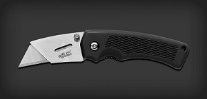 Gerber Edge, Black Rubber Handle
