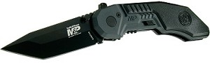 Military Police  MAGIC Assisted Blk Tanto