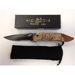 Predator Camo Tactical Serrated
