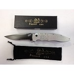 Predator Silver Tactical Serrated