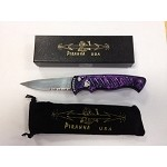POCKET PLUM SERRATED