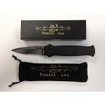 BODYGUARD BLACK TACTICAL SERRATED