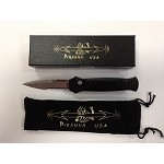 MINI GUARD BLACK SERRATED