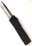 Lightning Tanto Black Silver plain