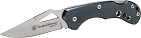 S&W 24-7 Folder w/ Clip blade/Gray Aluminum handle