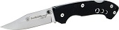 S&W 24-7 Folder w/ Drop Point blade/ Aluminum handle